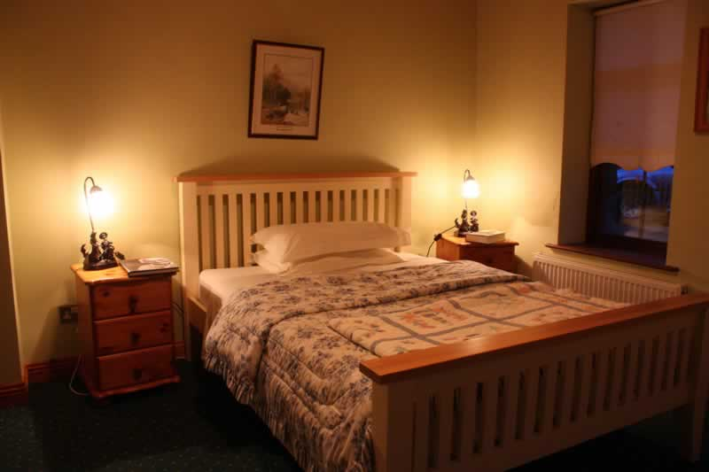 Double room Bed and Breakfast accommodation